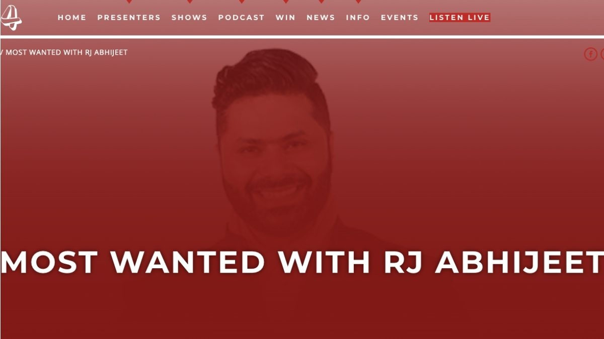 Most Wanted uae call in radio show website